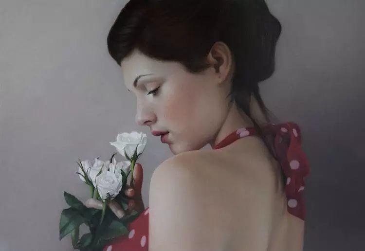 英国女画家玛丽人物绘画作品插图37