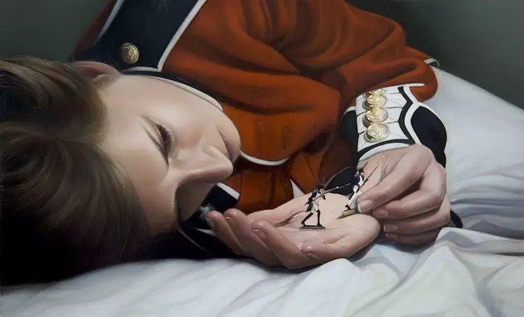 英国女画家玛丽人物绘画作品插图39