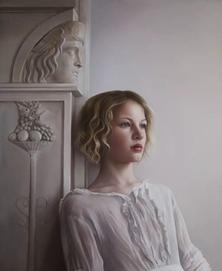 英国女画家玛丽人物绘画作品插图41