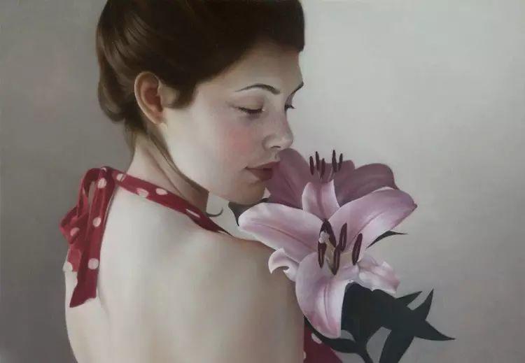 英国女画家玛丽人物绘画作品插图45