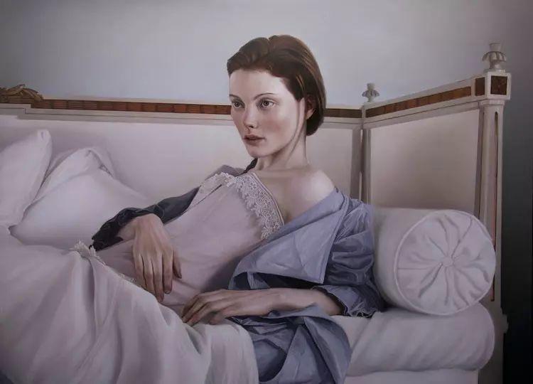 英国女画家玛丽人物绘画作品插图47