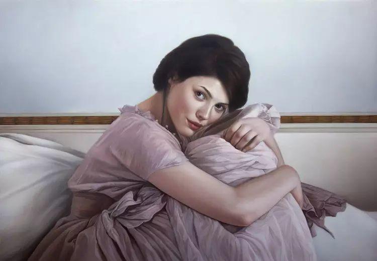 英国女画家玛丽人物绘画作品插图51