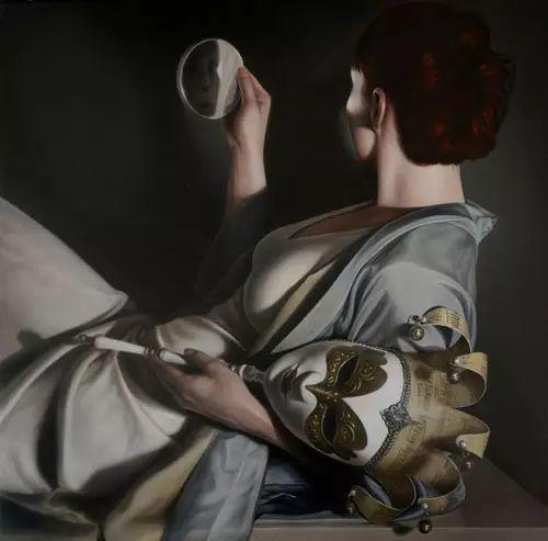 英国女画家玛丽人物绘画作品插图59