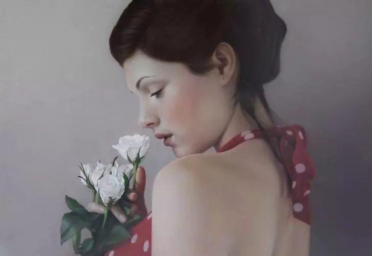 英国女画家玛丽人物绘画作品插图63