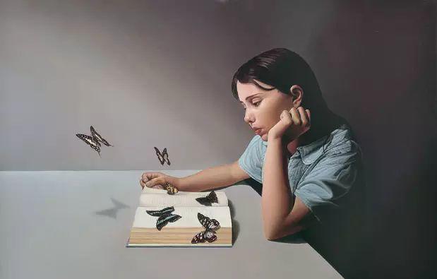 英国女画家玛丽人物绘画作品插图65