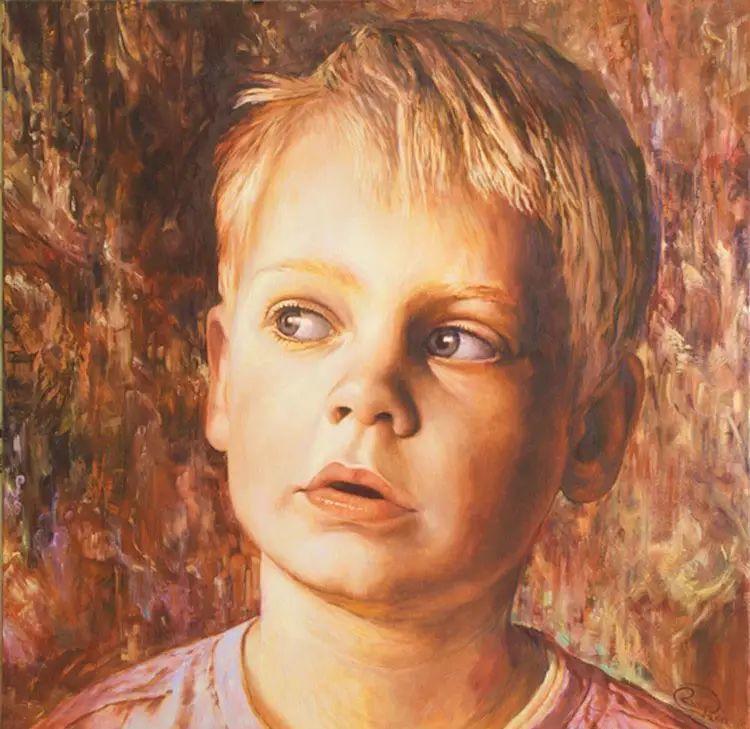 油画世界 荷兰rene zwagawas绘画作品插图17