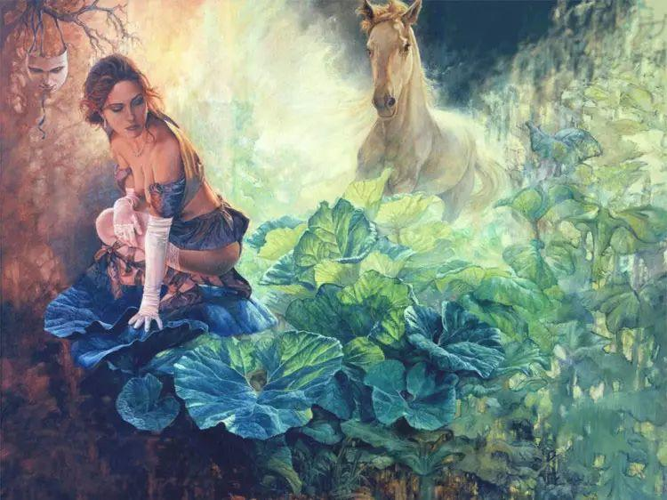 油画世界 荷兰rene zwagawas绘画作品插图25
