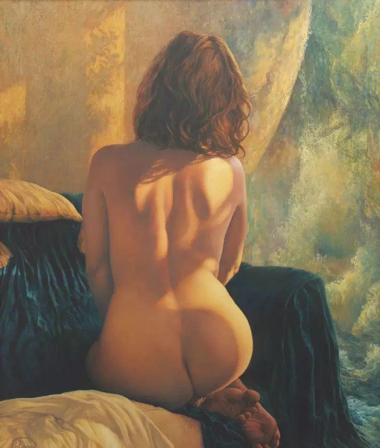 油画世界 荷兰rene zwagawas绘画作品插图39