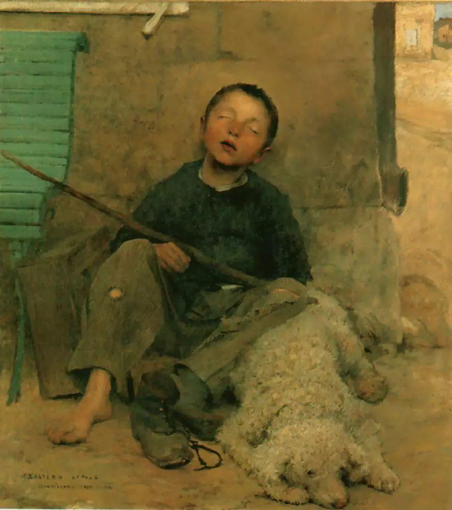 法国乡村风俗画家插图17