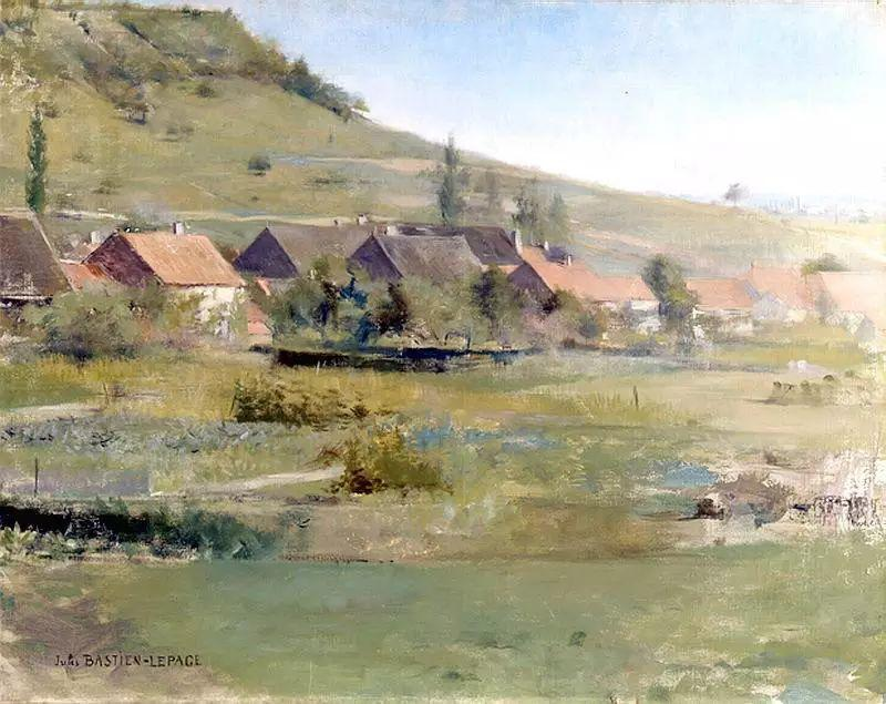 法国乡村风俗画家插图19