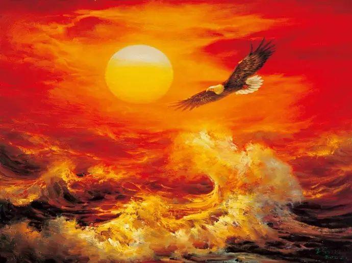 画家笔下心中的海插图1