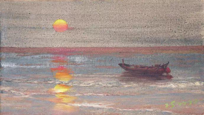 画家笔下心中的海插图11