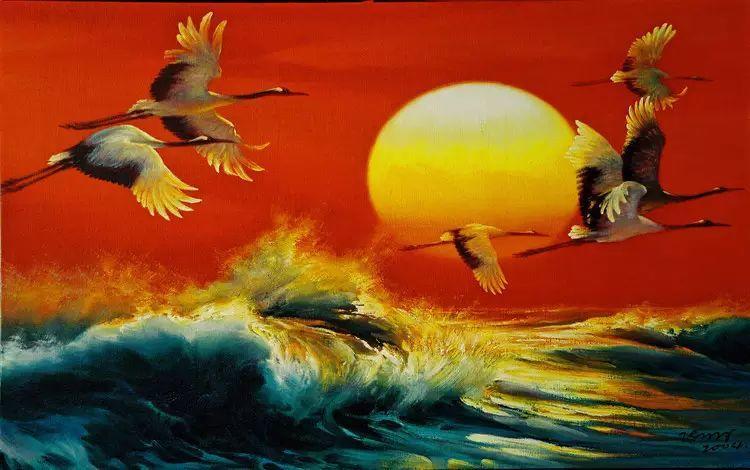 画家笔下心中的海插图13