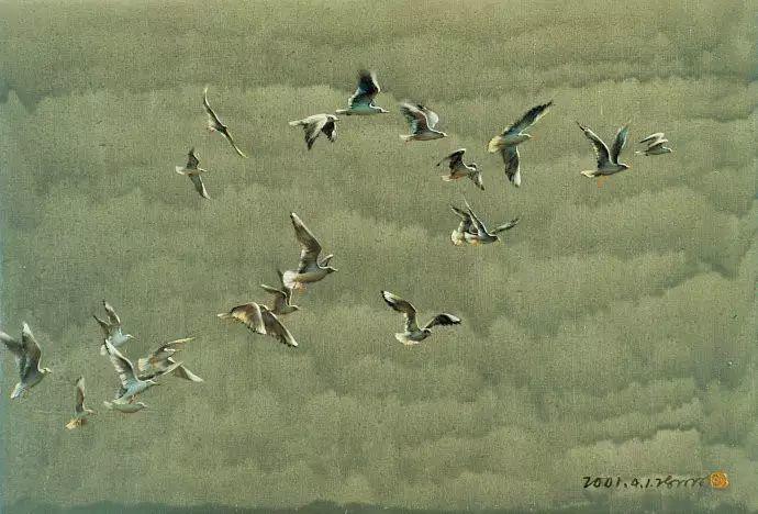 画家笔下心中的海插图27