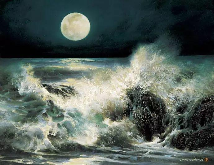 画家笔下心中的海插图55