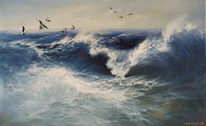 画家笔下心中的海插图65