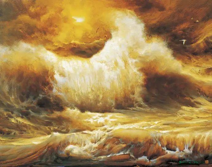 画家笔下心中的海插图73