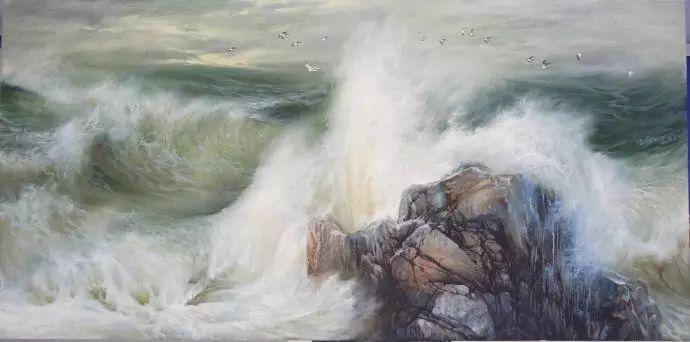 画家笔下心中的海插图81