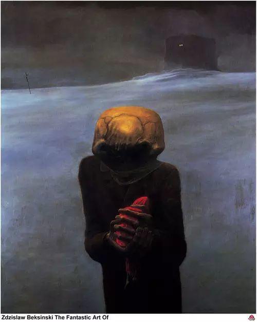 画家苏醒后画出死后所见世界插图11