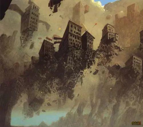 画家苏醒后画出死后所见世界插图19