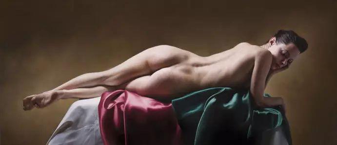 柔美的姿态 法国Javier Arizabalo作品插图3