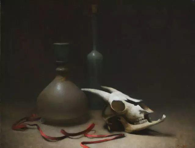 静物绘画 克罗地亚画家作品插图31