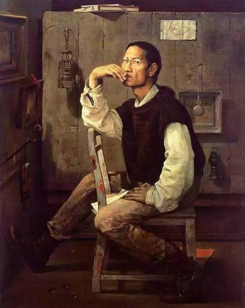 油画世界:郭润文油画作品插图11
