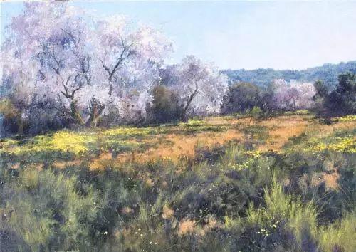 西班牙画家费尔米 garcia sevilla风景画欣赏插图47