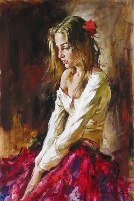 拉丁风情 俄罗斯Andrew Atroshenko油画作品插图47