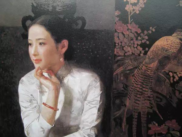 油画世界:陈衍宁油画人物插图11