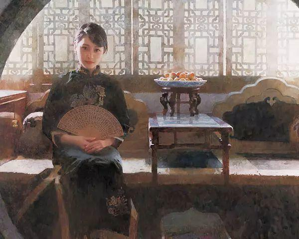 油画世界:陈衍宁油画人物插图15
