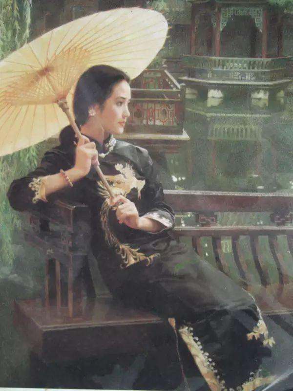 油画世界:陈衍宁油画人物插图19