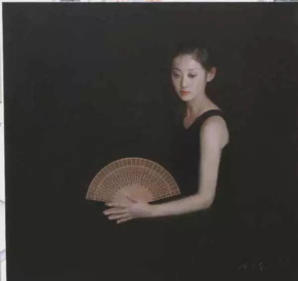 油画世界:陈衍宁油画人物插图27