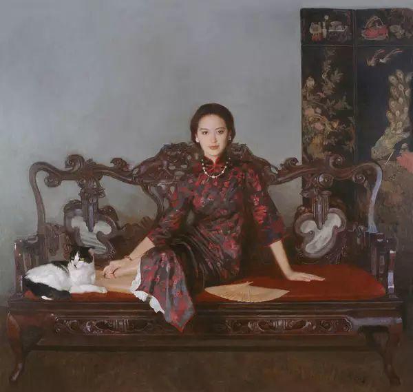 油画世界:陈衍宁油画人物插图47