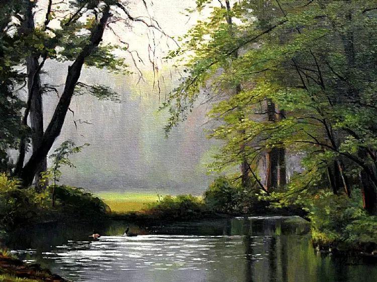 油画世界:加拿大Lili Anne Laurin作品插图29