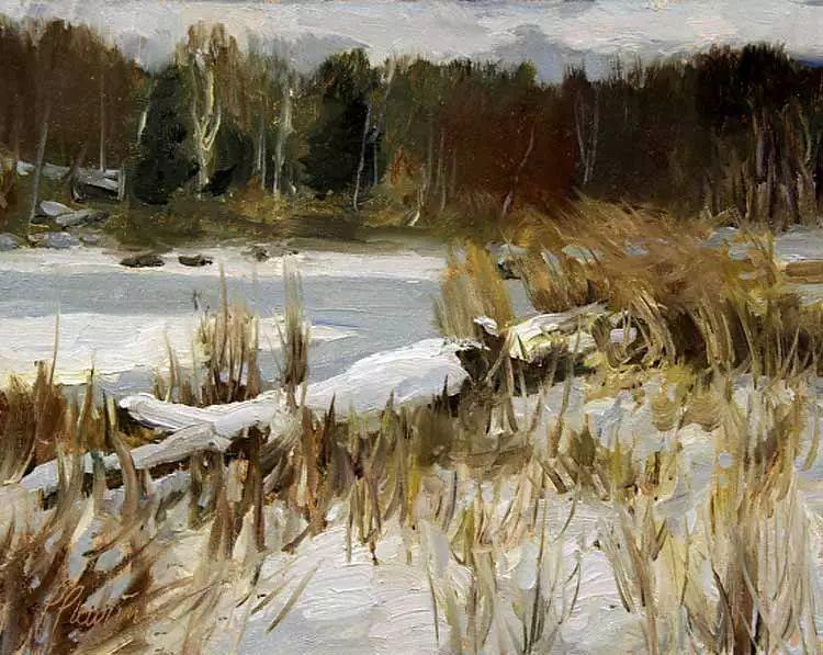 油画世界:加拿大Lili Anne Laurin作品插图47