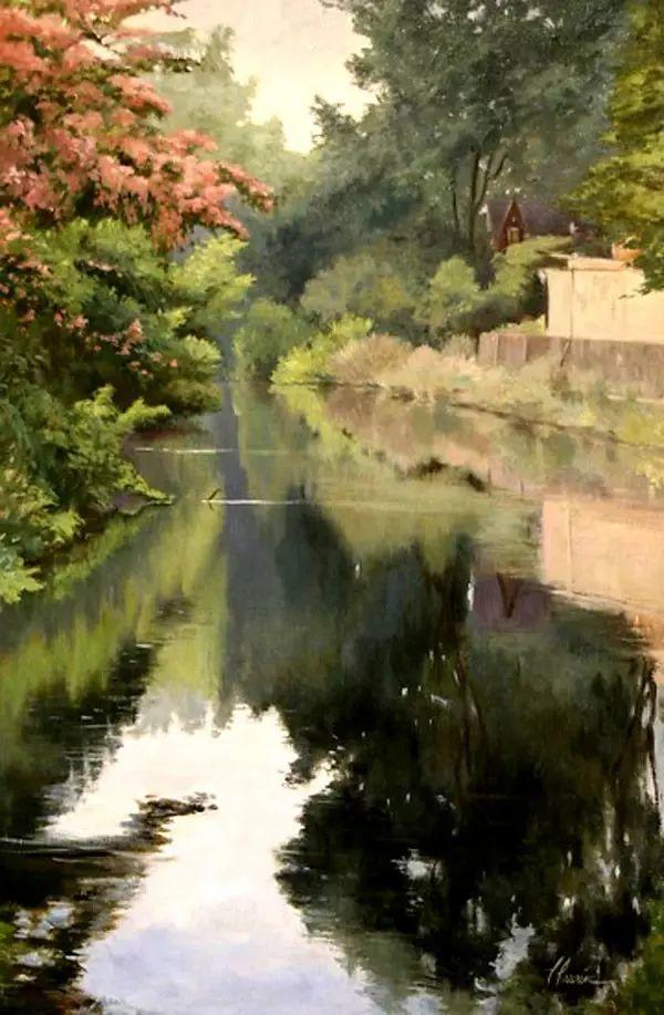 油画世界:加拿大Lili Anne Laurin作品插图49
