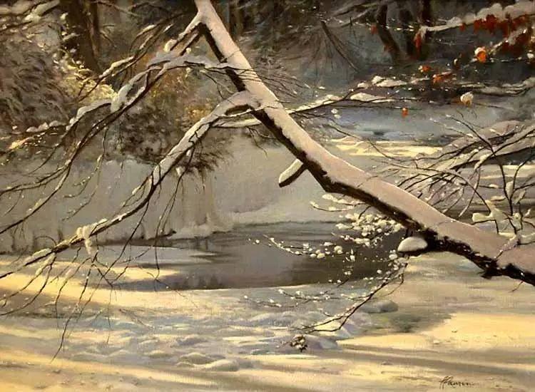 油画世界:加拿大Lili Anne Laurin作品插图53