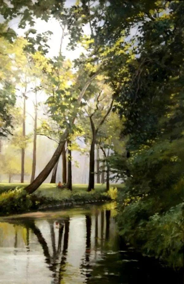 油画世界:加拿大Lili Anne Laurin作品插图77