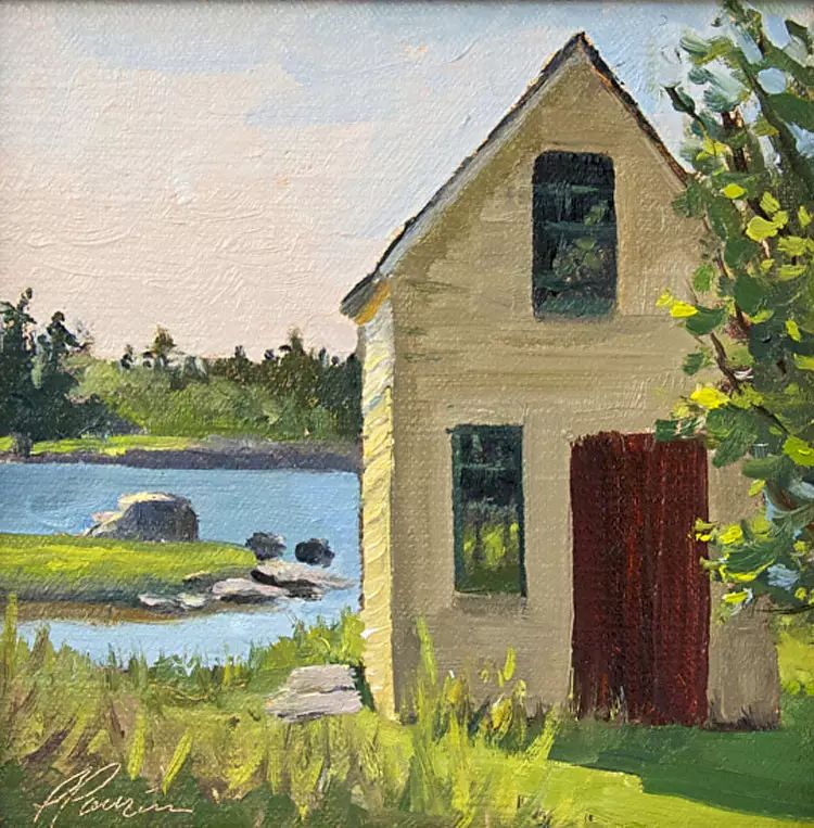 油画世界:加拿大Lili Anne Laurin作品插图85