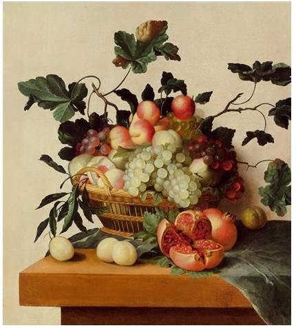 花卉静物 荷兰画家Balthasar van der Ast作品插图67