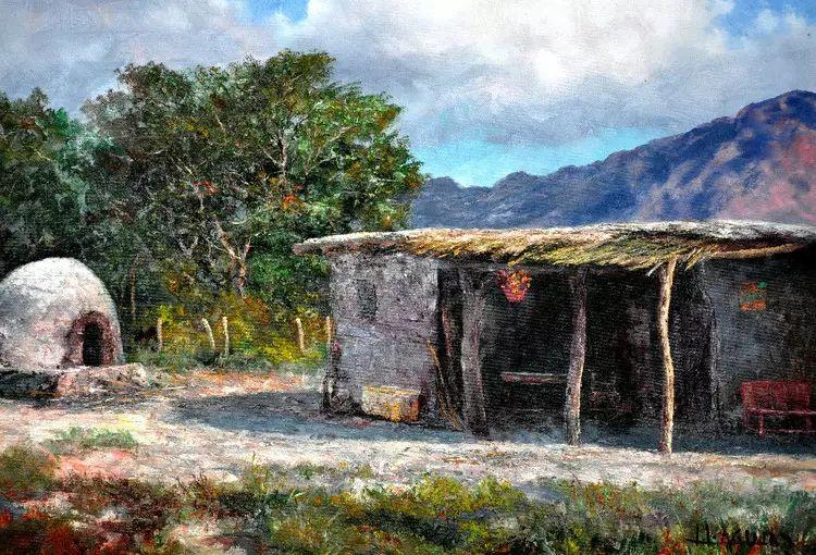 油画世界:阿根廷Huertas Aguiar作品插图31