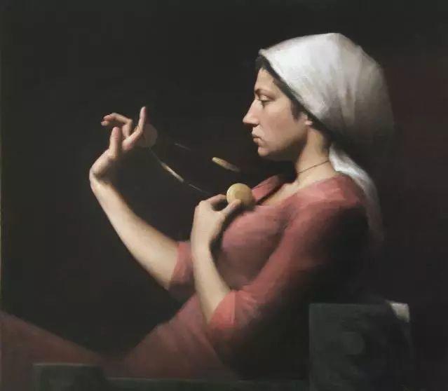 人物绘画 克罗地亚Jura Bedic作品插图16