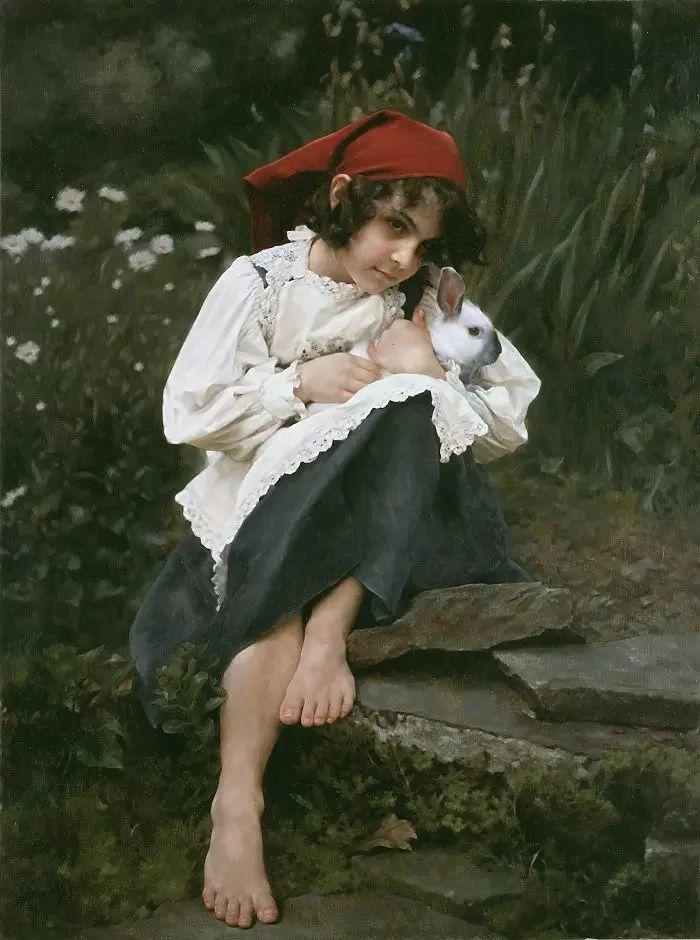 美国杰弗里·基尔Geoffrey Geary肖像油画插图15