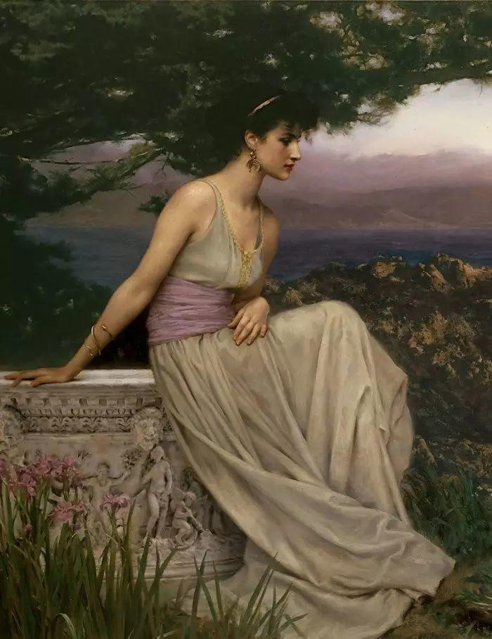 美国杰弗里·基尔Geoffrey Geary肖像油画插图17