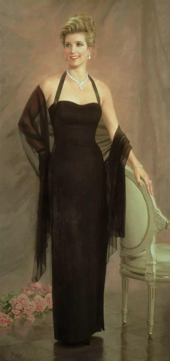 美国杰弗里·基尔Geoffrey Geary肖像油画插图29