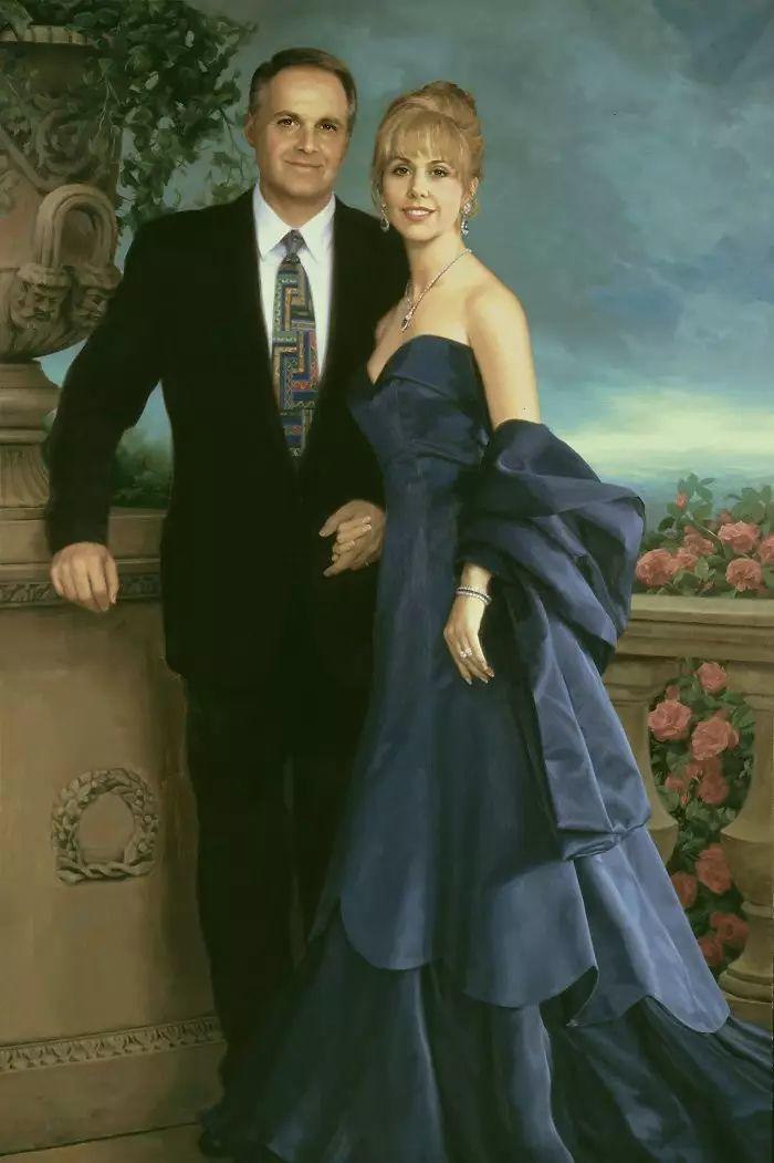美国杰弗里·基尔Geoffrey Geary肖像油画插图33