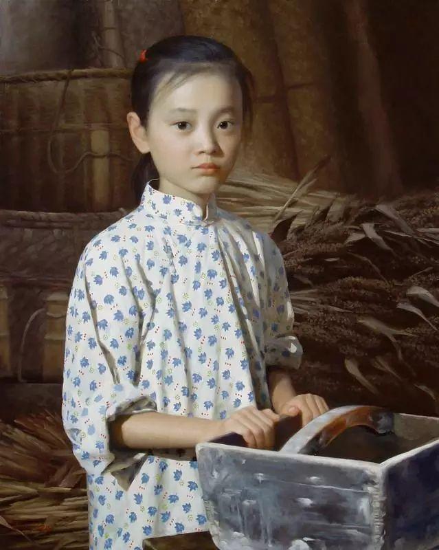 描绘早期中国的油画作品插图7