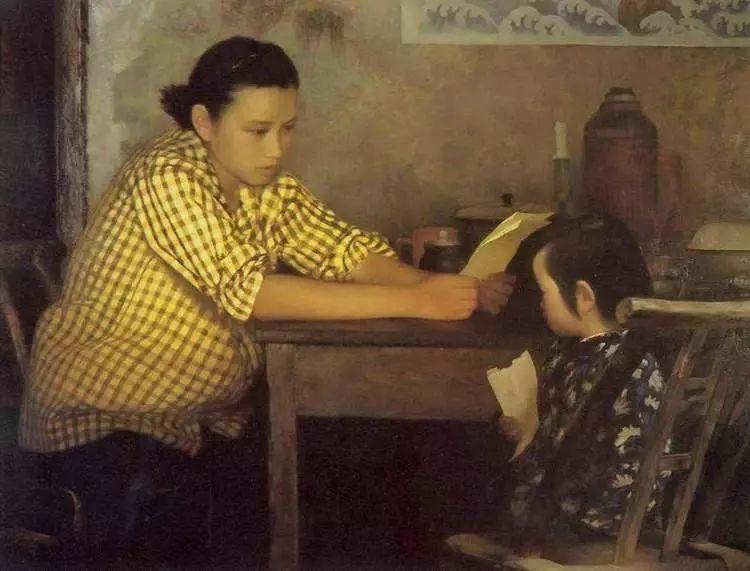 描绘早期中国的油画作品插图9
