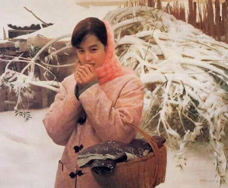 描绘早期中国的油画作品插图39